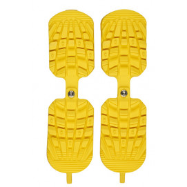 SKI BOOT TRACTION YELLOW