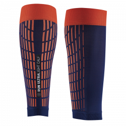 ULTRALIGHT Run Calf Blue/Orange