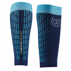 ULTRALIGHT Run Calf Blue/Turquoise
