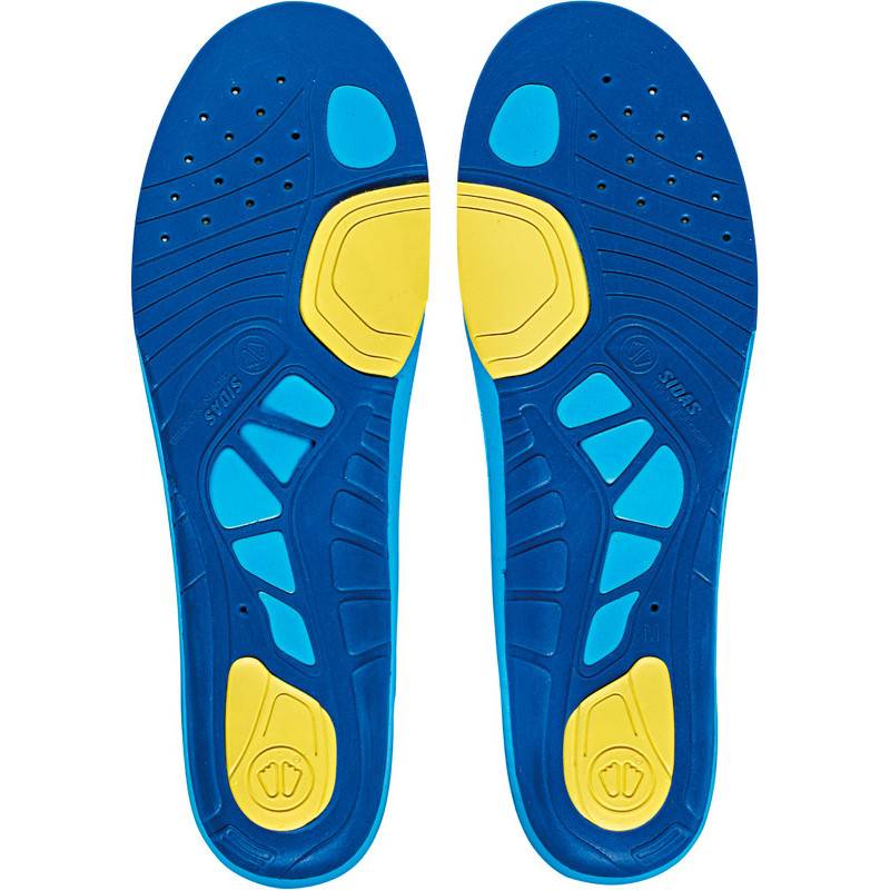 Multisports insoles Sidas 3D Play