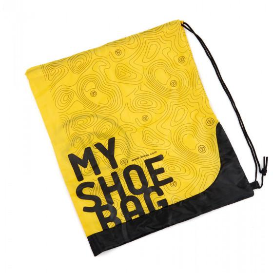 Light Shoe Bag – jaune