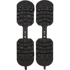 Ski boot traction Black