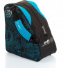 Boot bag Blue Nylon
