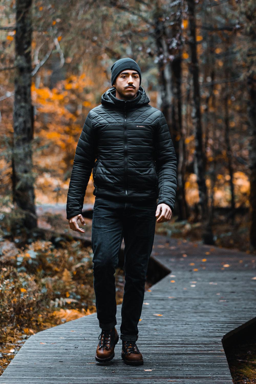 Die warme Jacke für den Alltag, zweckmäßig und zugleich stilvoll!