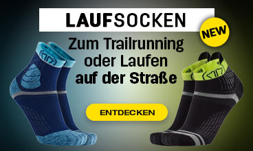 New Laufsocken