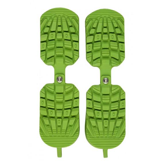 SKI BOOT TRACTION GREEN