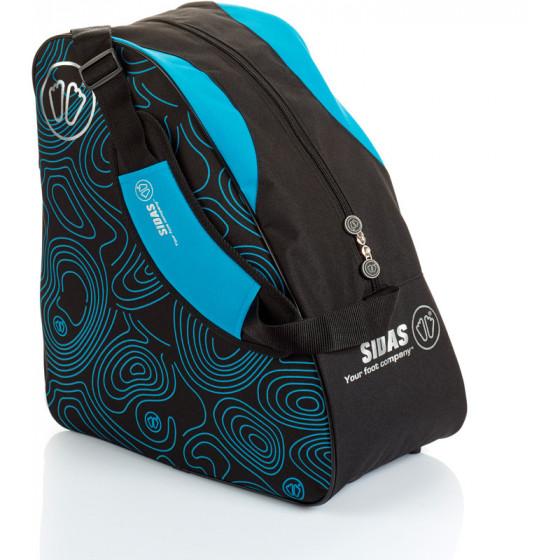 Boot bag Blue Nylon