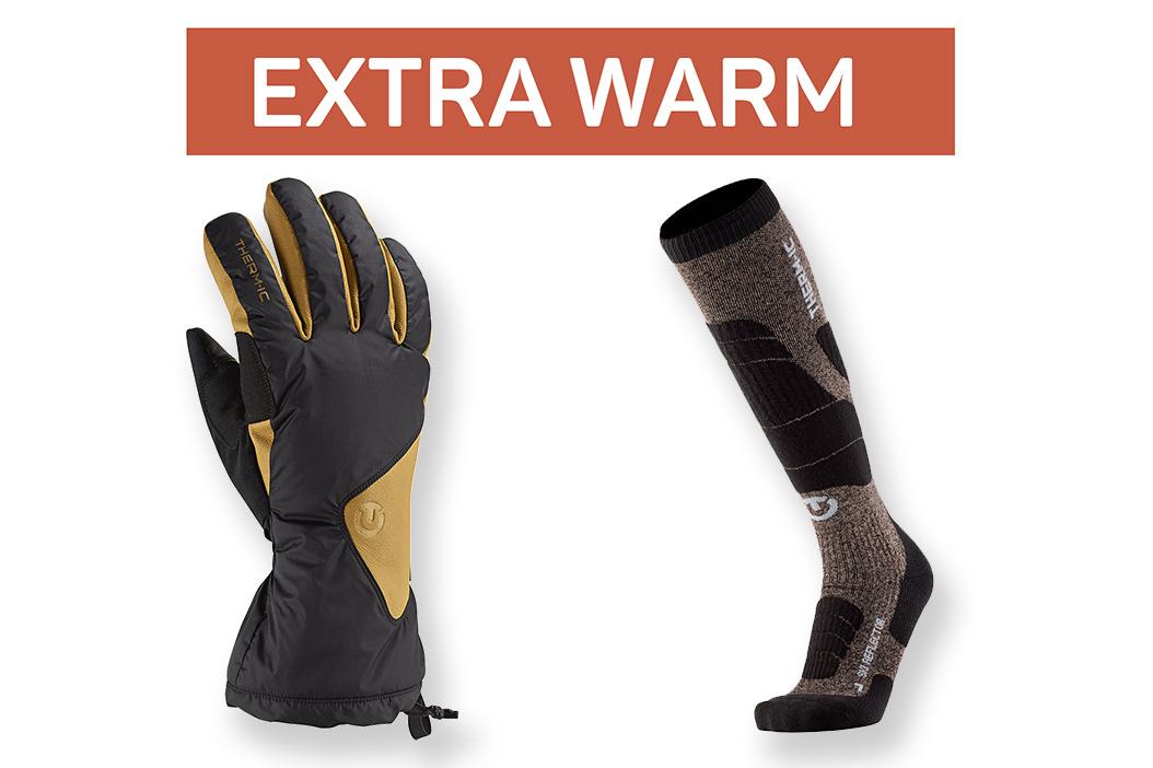 Extra Warm Therm-ic : produits ultra chauds pour se protéger du froid