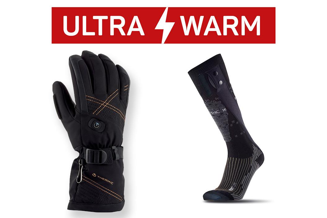 Ultra Warm Therm-ic : produits chauffants et très chauds pour les grands froids