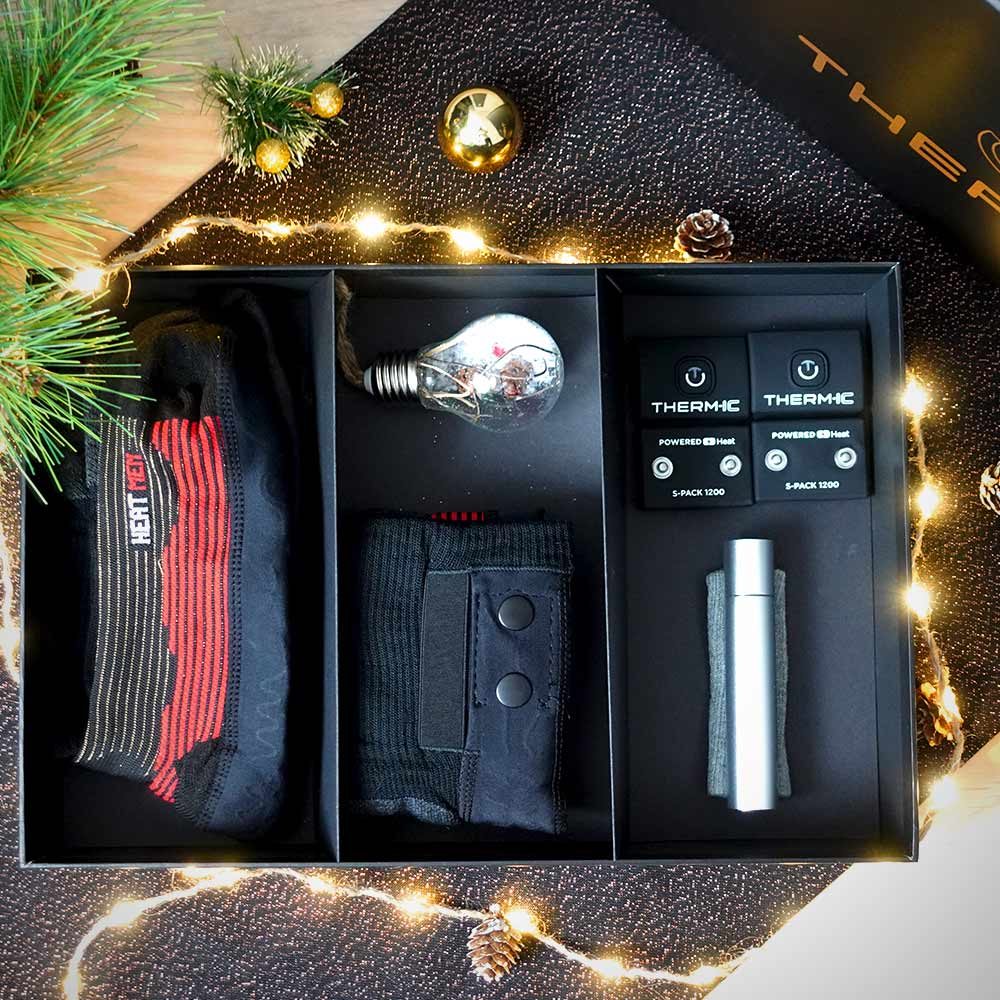 Box Noël grand froid homme