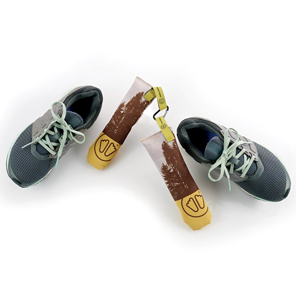 Sèche chaussures naturel bois de cèdre running