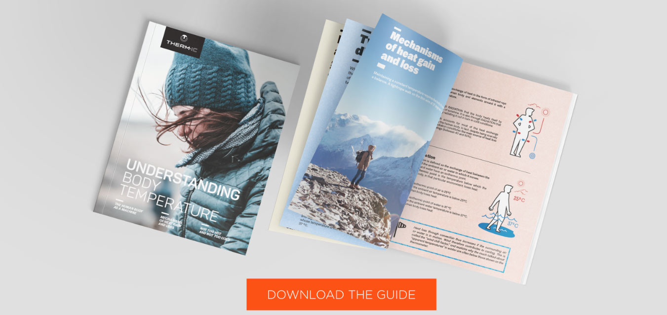 Download the thermoregulation guide : understanding your body temperature