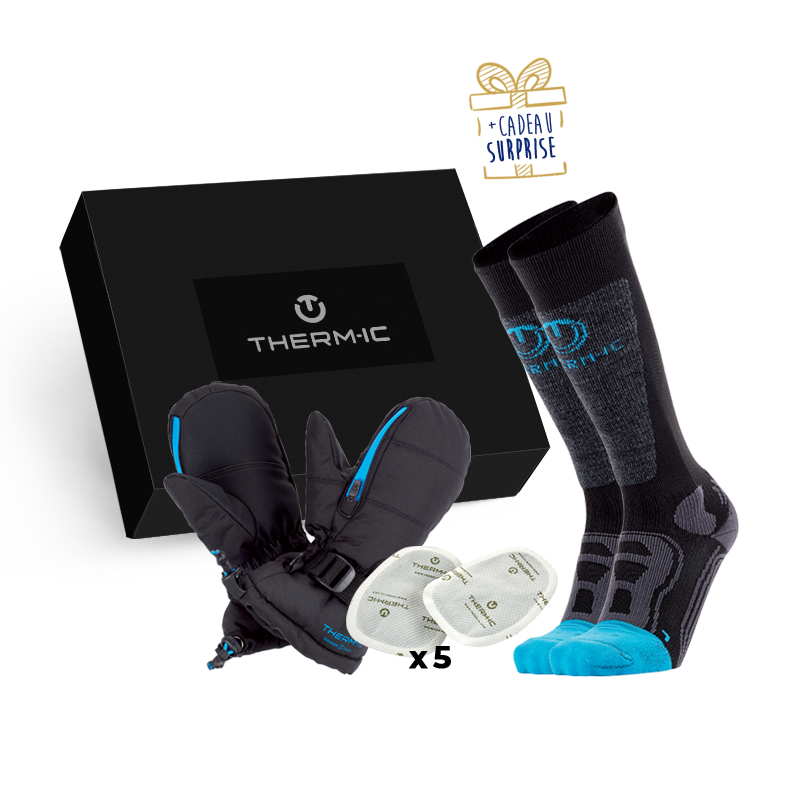 warmer ready box enfants bleue