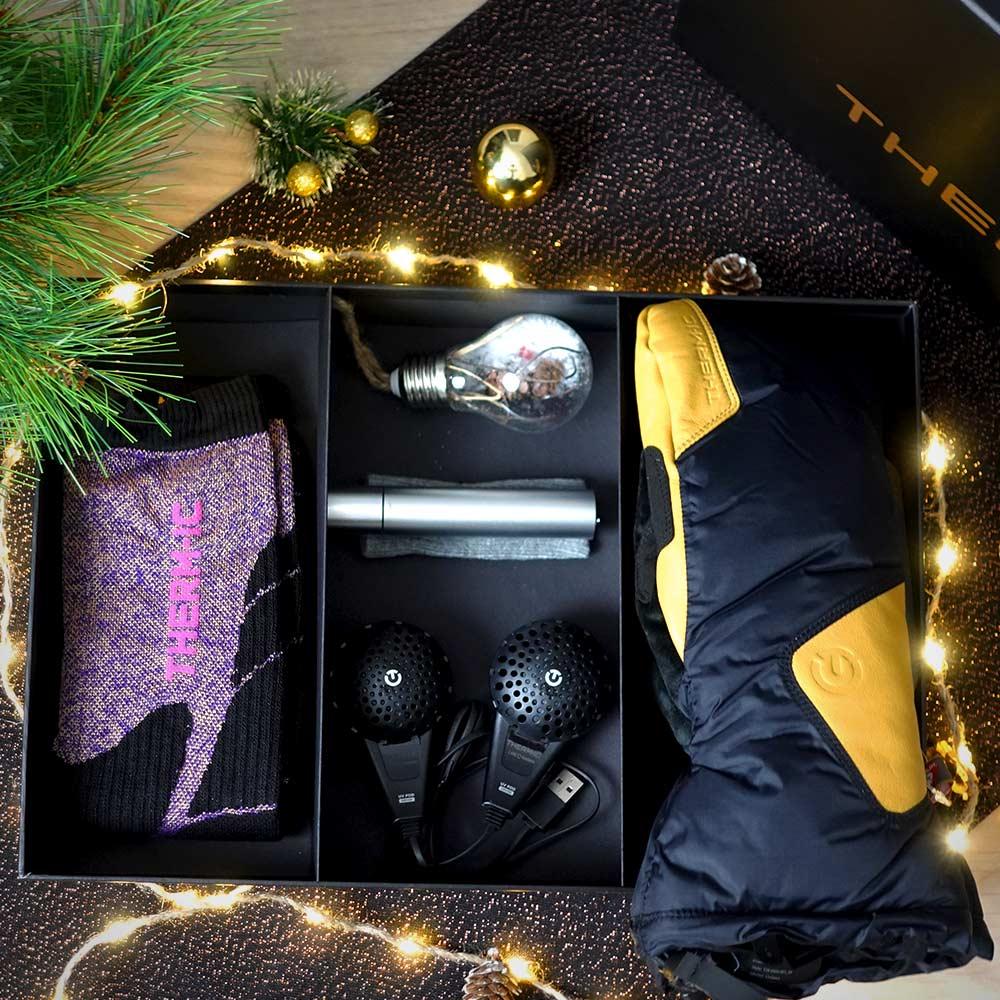 Christmas box extra warm Women