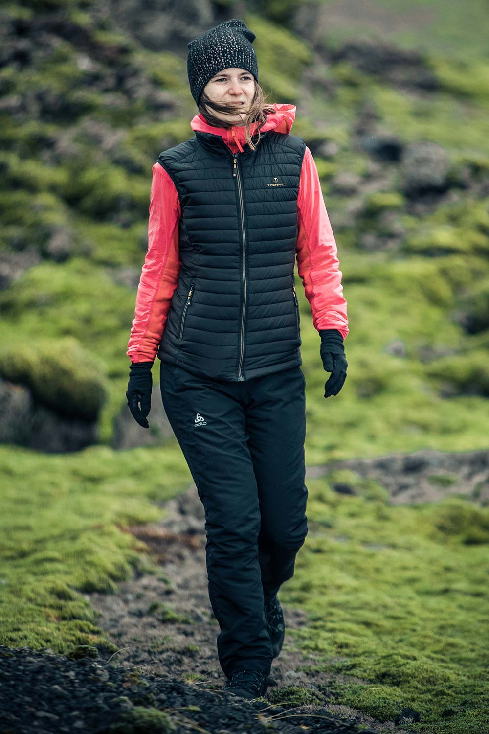 heated vest women therm-ic