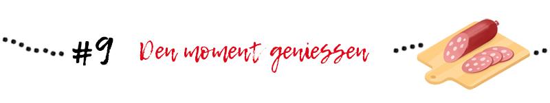 GR20-Tipp: Genieße den Moment