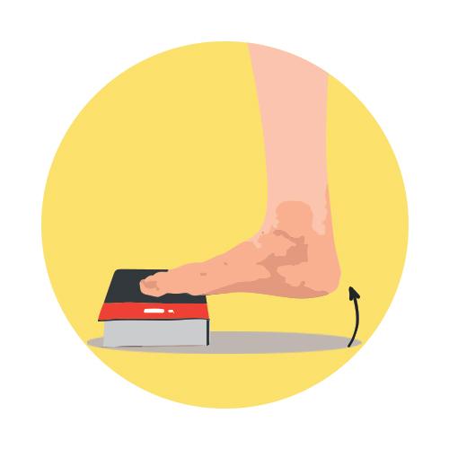 Renforcement de la voute plantaire musculation du pied