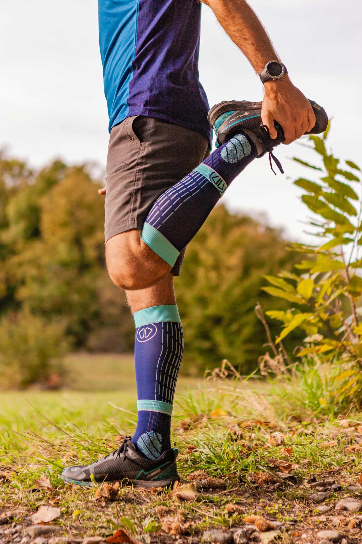 Choisir ses chaussettes de trail sidas chaussettes