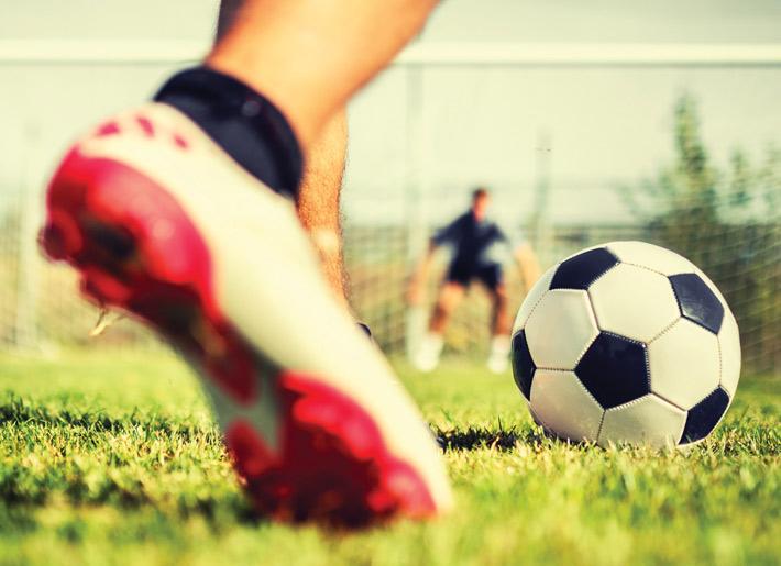 Football semelles sidas