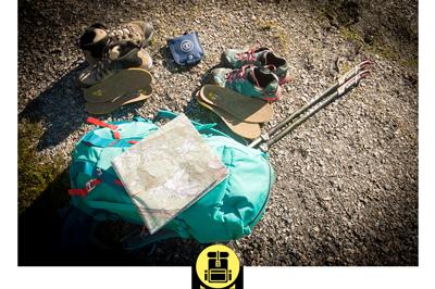 le matériel nécessaire en randonnée