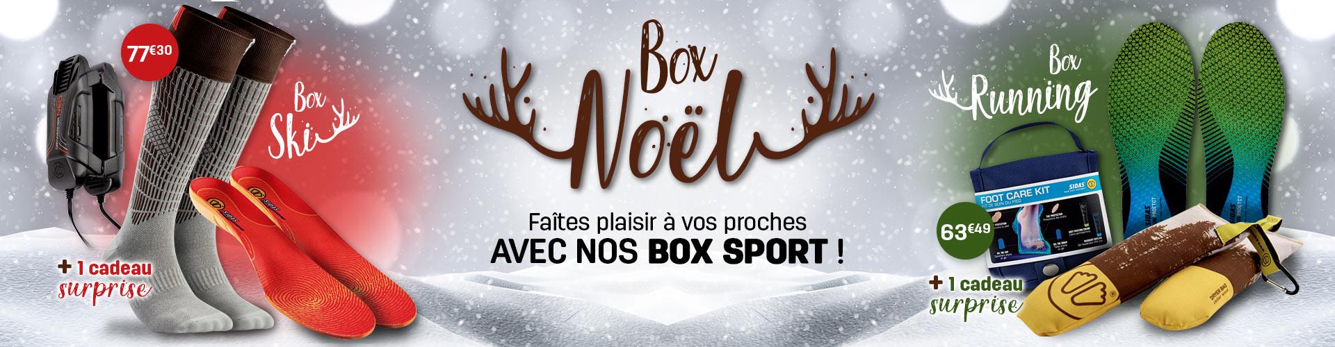 Box de Noël SIDAS