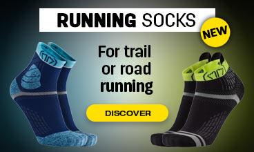 New Sidas running socks