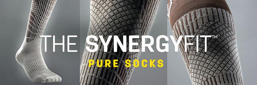 Synergiefit™ chaussettes de ski sidas
