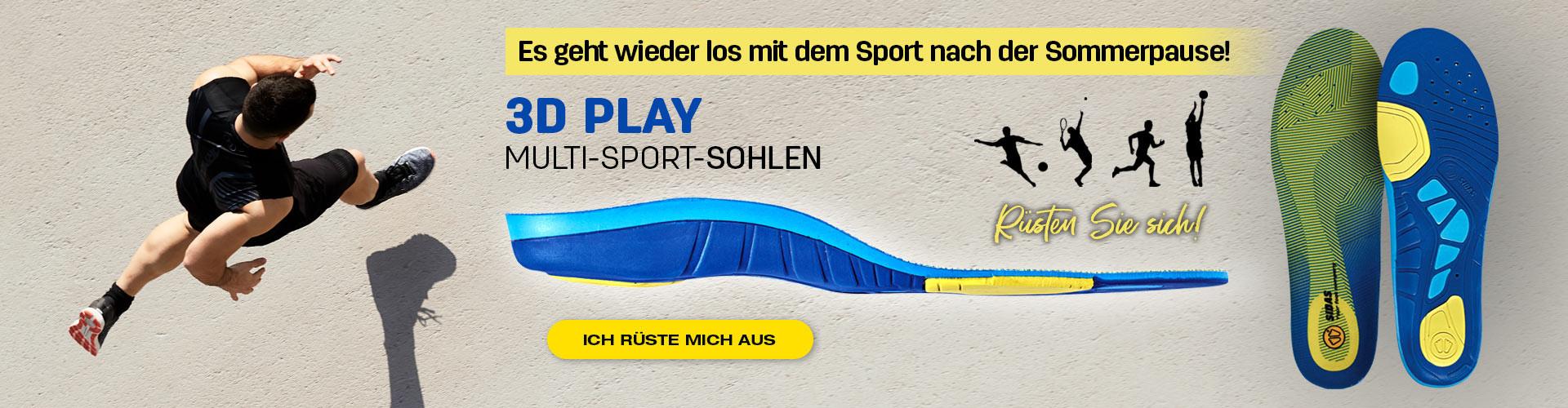 Machen Sie sich bereit für Ihren Rücken zum Sport!