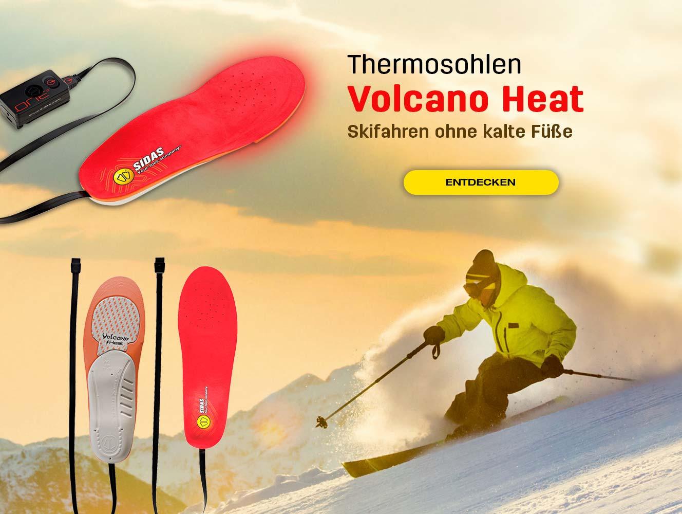 Skifahren ohne kalte Füße