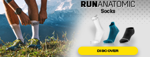 Discover the nex running socks