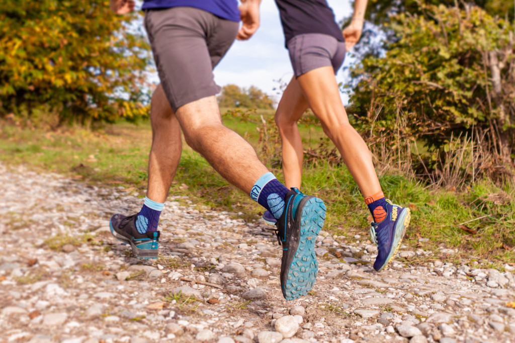 10 expert tips on how to choose your running or trail socks