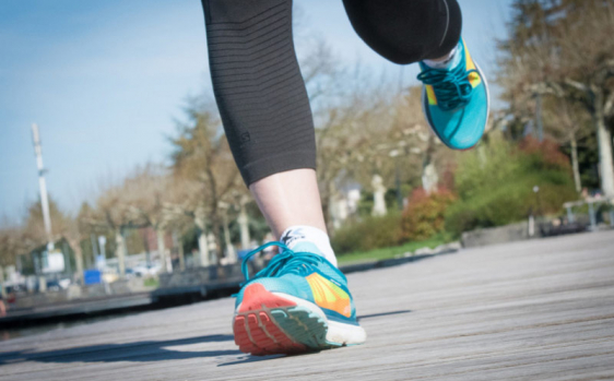 RUNNING : Feet are your tools, protect them!